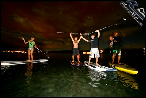2010 SUP Under the Moon